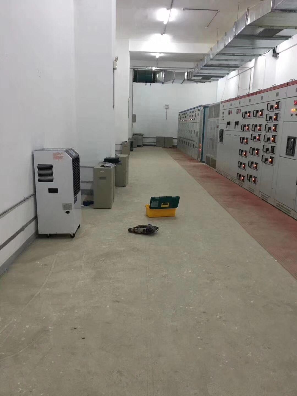 工业除湿机在地下室仓库除湿防潮中的应用